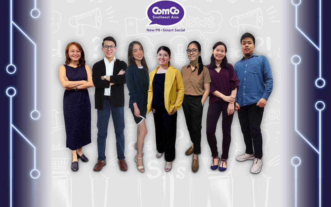 Camp ComCo Mentorship Program rolls out its 13th Cycle, the 1st Virtual Edition