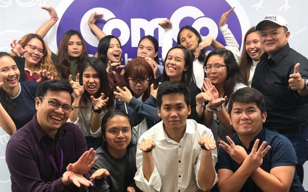 ComCo SEA continues to ignite talent in PRSP, IABC and Camp ComCo Mentorship Program