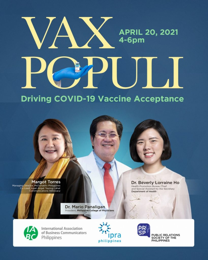 ComCo SEA - Vox Populi IABC Philippines