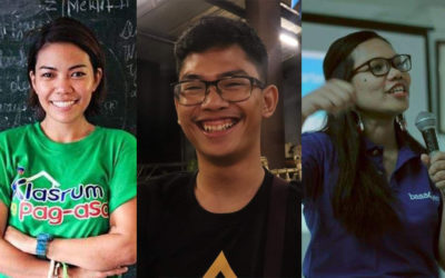 Storytellers from GenSan, Malabon and Cebu lead winners of ComCo Southeast Asia's Write to Ignite Blogging Project