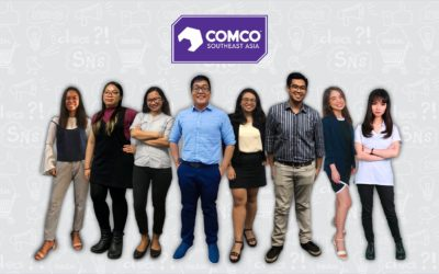 ComCo Southeast Asia Announces New Hires, Promotions for its 5th Year