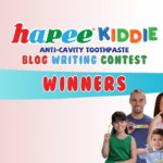 Hapee Kiddie - Blogwriting Contest - ComCo Southeast Asia New PR Smart Social BEst Agency