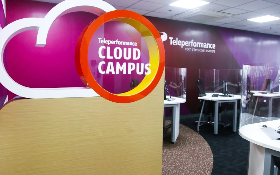 Teleperformance launches Cloud Campus hubs at Fairview and Aura sites, revolutionizes work-at-home environment