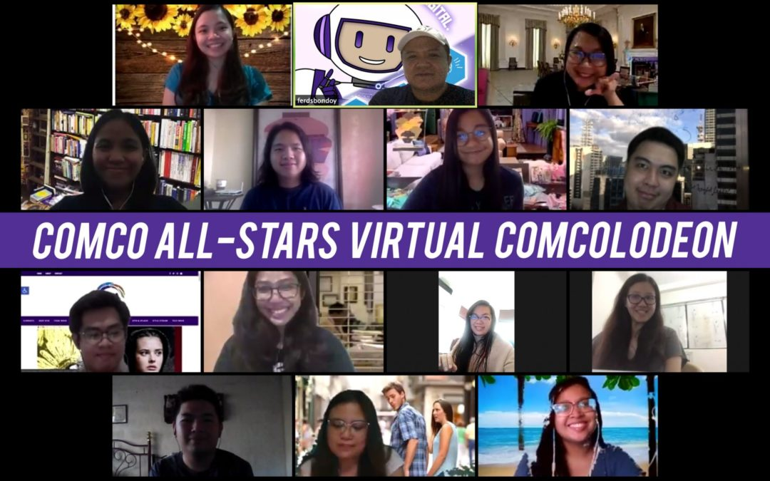 Virtual ComColodeon: Remotely Cultivating the Squadron Culture