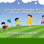 Play Advocacy Week 2018 - ComCo Southeast Asia New PR smart Social Best aGency