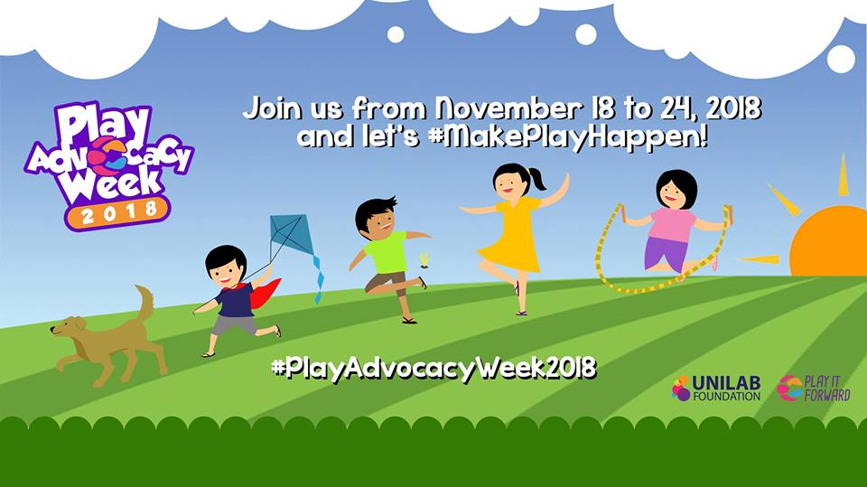Be a Play Champion!