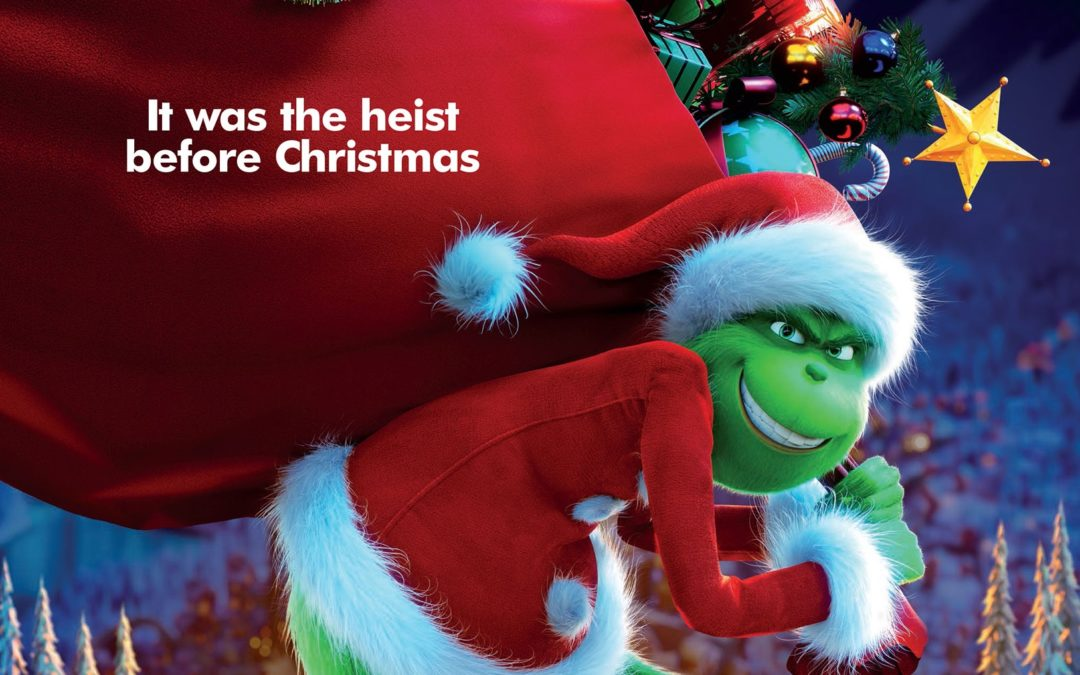 Warning from SM Cinema: The Grinch is Back to Steal Christmas!