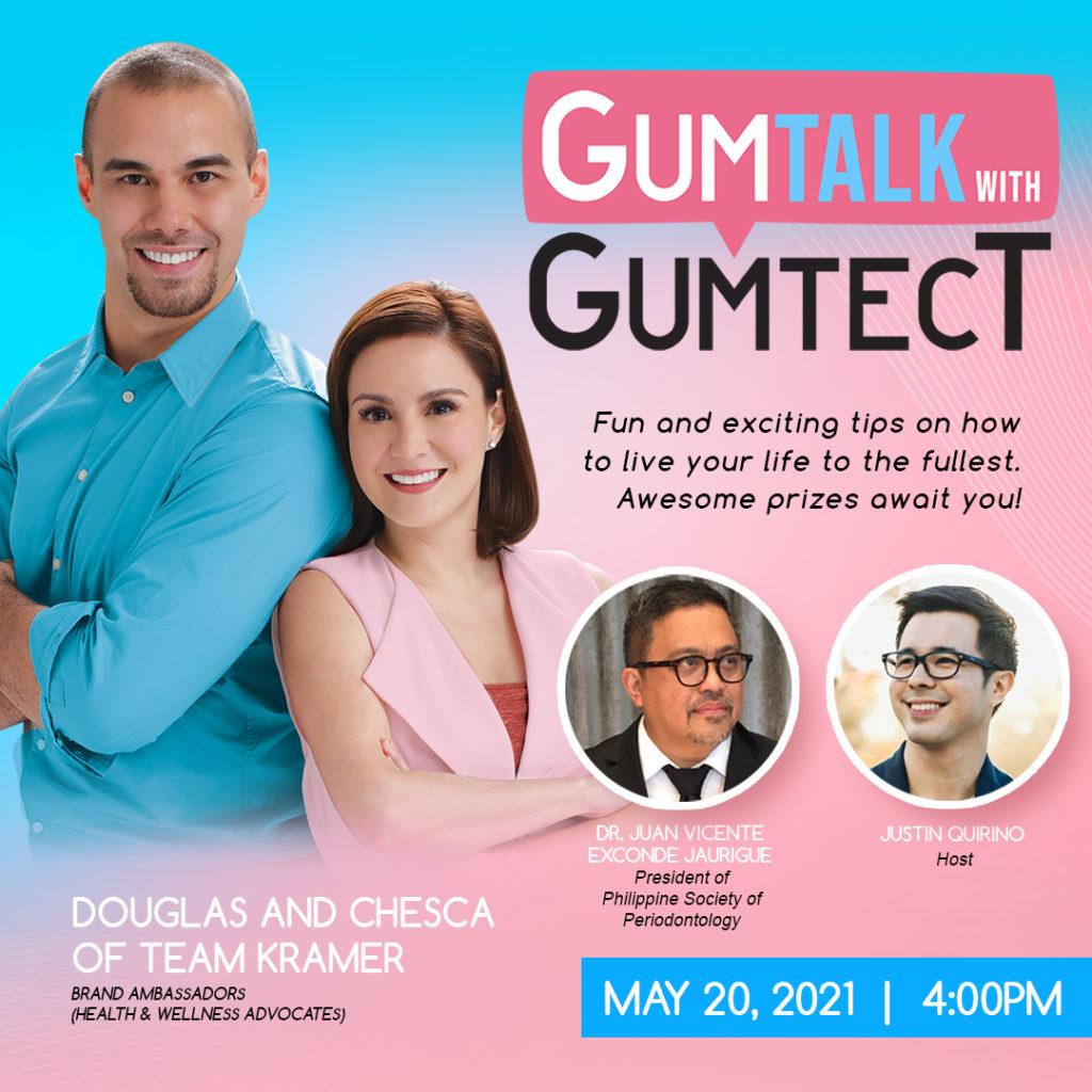 Gumtalk with Gumtect - New PR Smart Social ComCo Southeast Asia