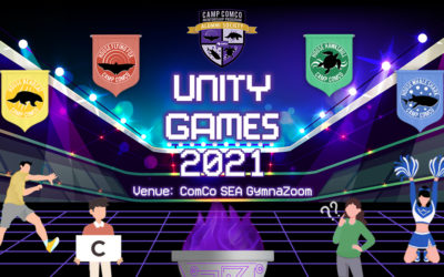 ComCo Southeast Asia assembles its mentorship program alumni for the first-ever Camp ComCo Unity Games