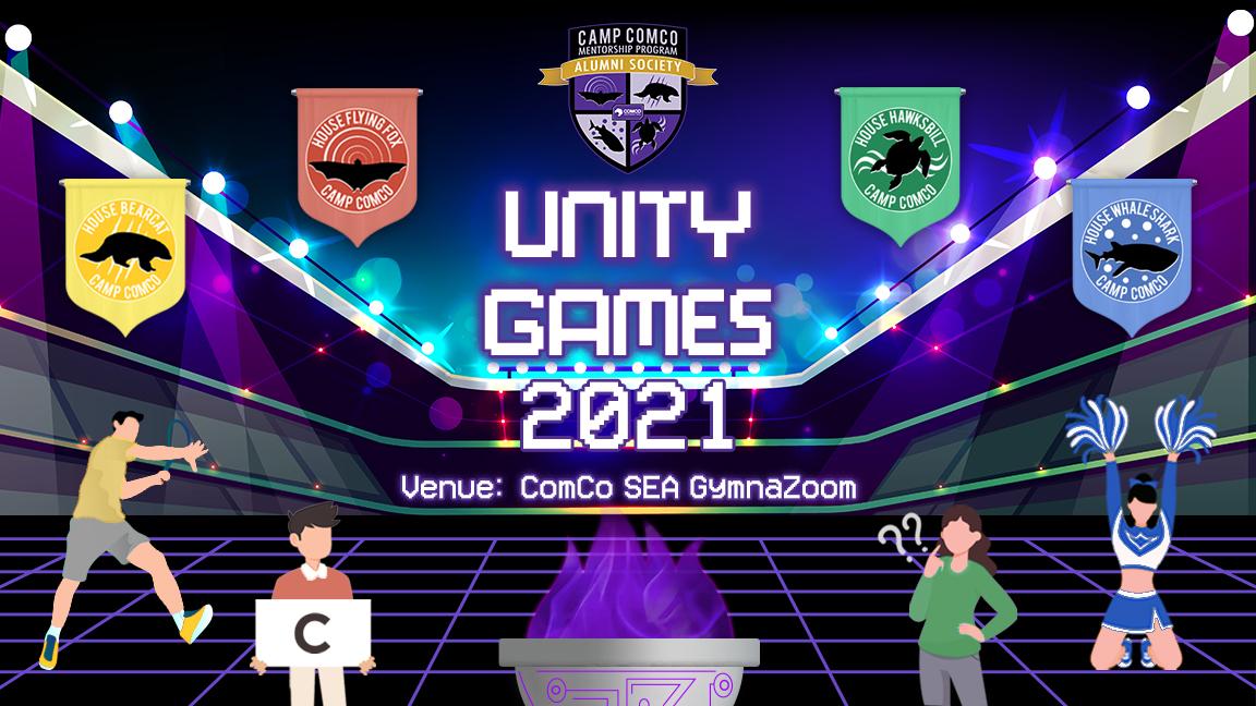 Camp ComCo Unity Games 2021