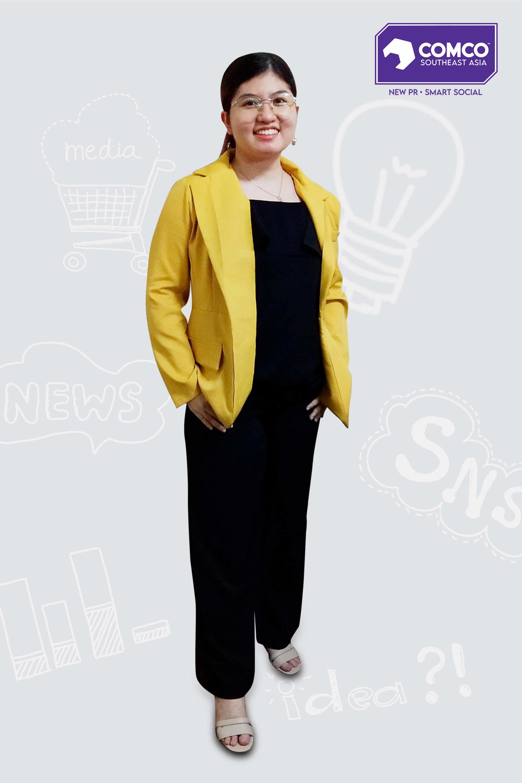 Patricia Louise Yap