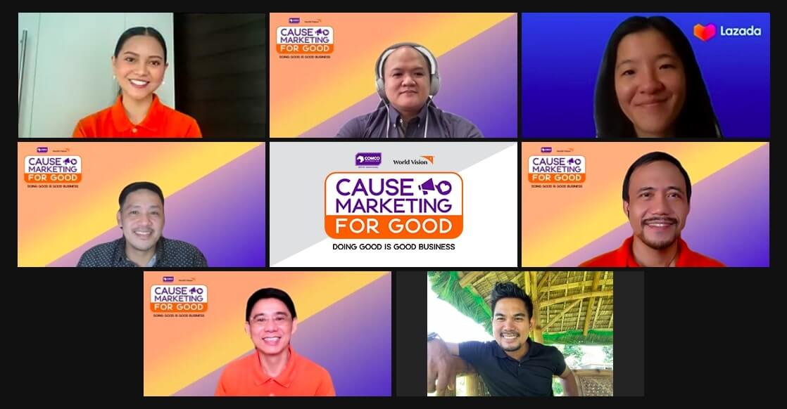World Vision ComCo Southeast Asia - Cause Marketing for Good Media Launch