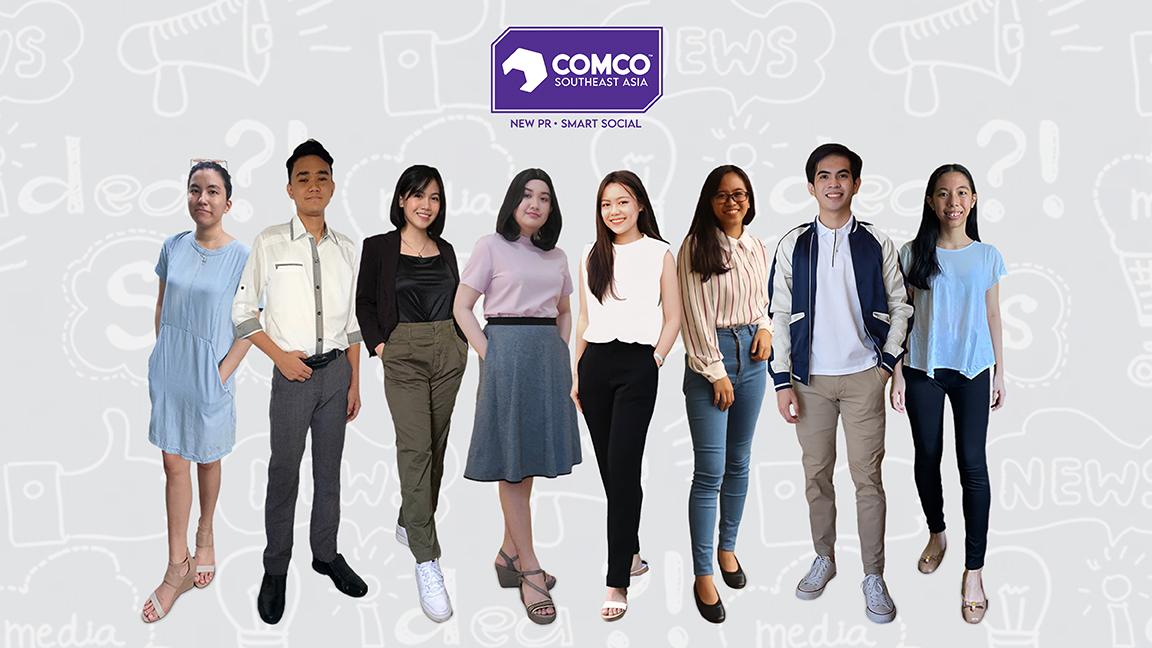 Camp ComCo Mentorship Program - ComCo Southeast Asia - New PR Smart Social Best agency