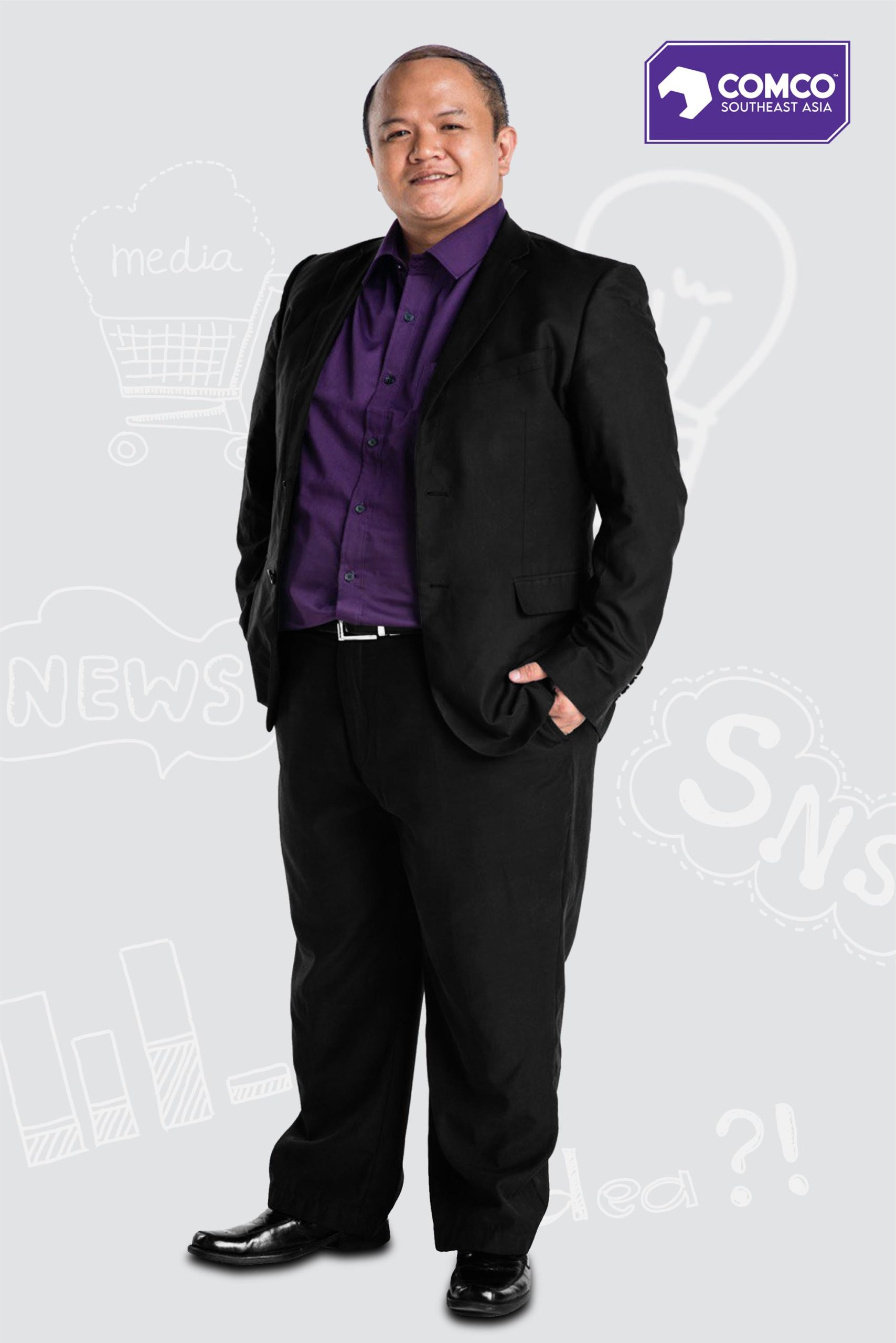 ComCo SEa - NEW PR Smart Social - Ferdinand Bondoy