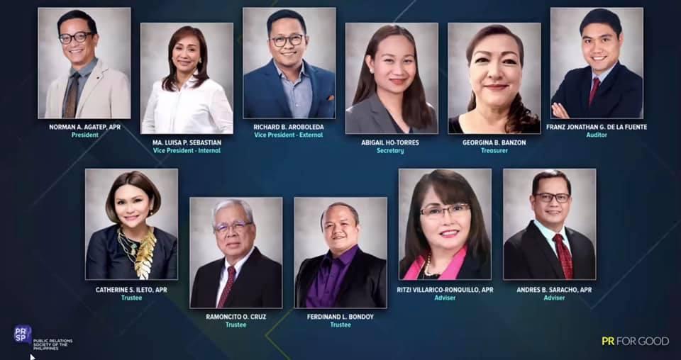 ComCo SEA - New PR Smart Social - PRSP Board